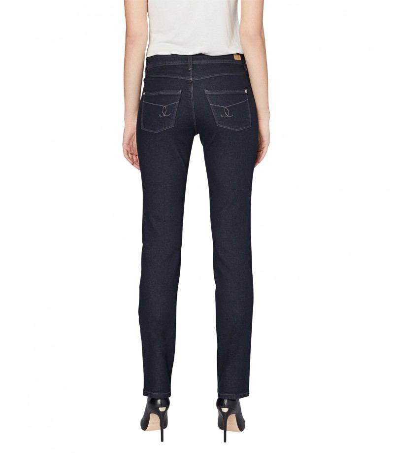 Colorado Layla - High Waist Jeans - Rinsed