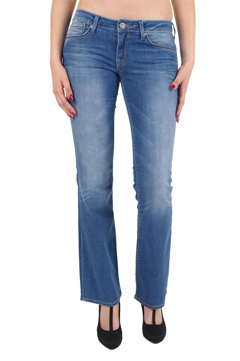 Mavi Bella Jeans - Low Rise - Slim Bootcut - True Blue Party