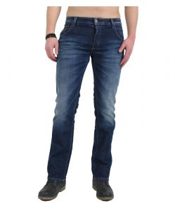 MUSTANG MICHIGAN STRAIGHT Jeans - Dark Rinse