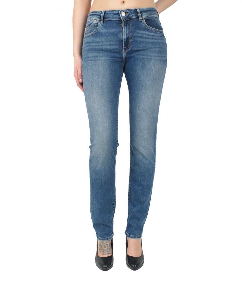 MAVI KENDRA - High Rise Jeans - Valencia