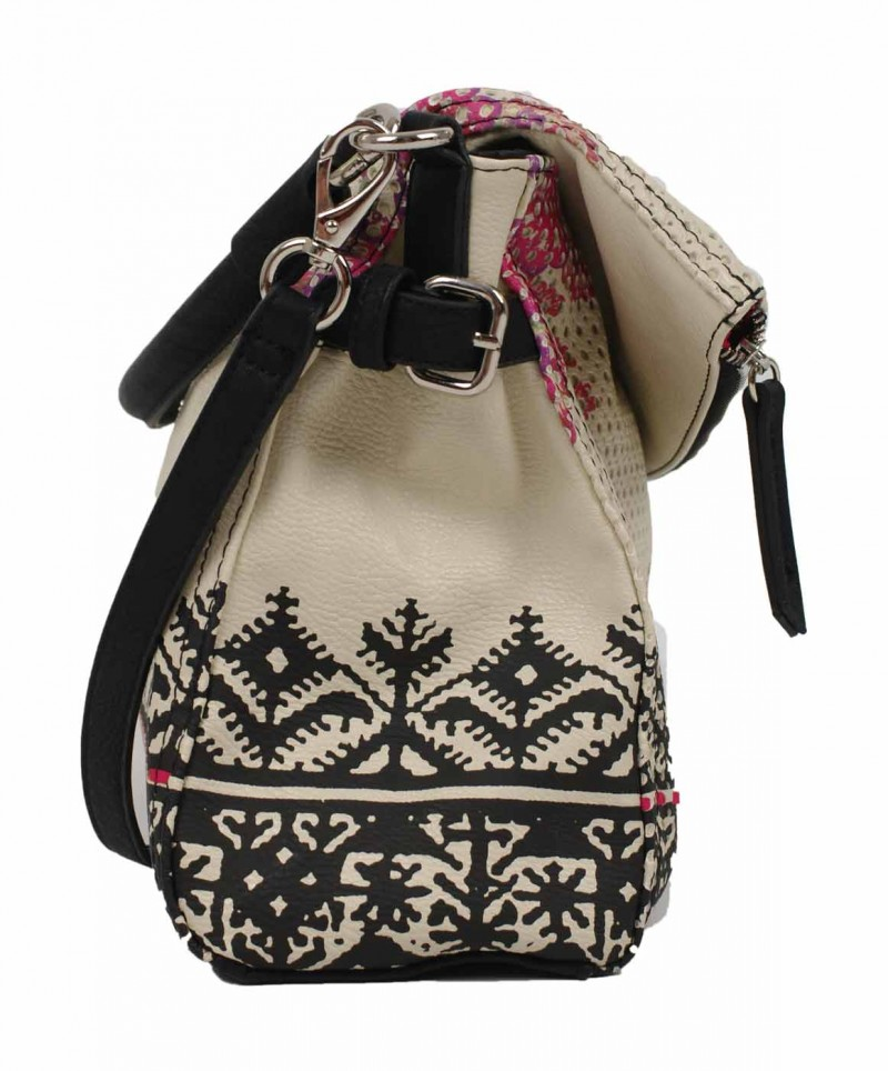 Desigual Tasche - New Liberty Perforado Ethnic