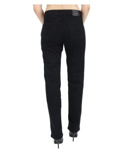Angels Dolly Jeans - Staight Leg - JetBlack - Hinten