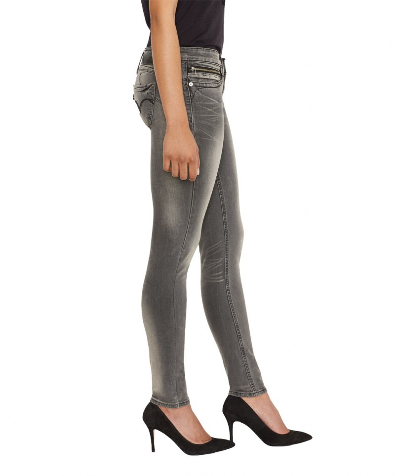Levis Revel Low Demi Curve Skinny - Novelty