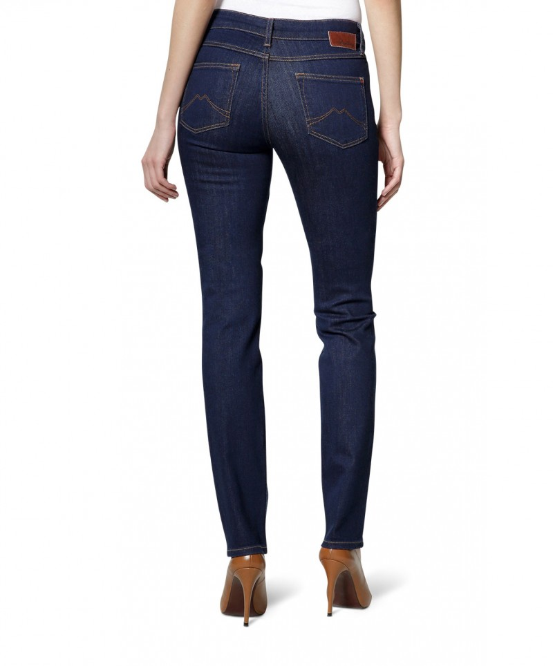 Mustang Jasmin Slim Jeans - Rinse Washed
