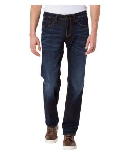 CROSS Jeans Antonio - Tapered Leg - Deep Blue