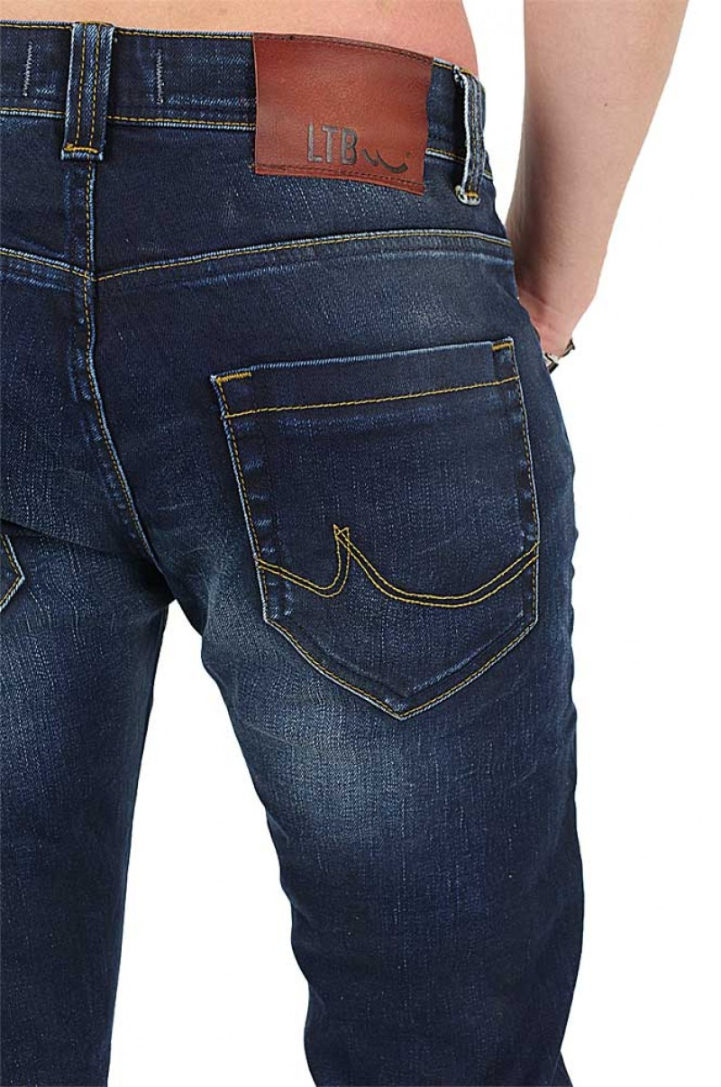 LTB HOLLWOOD Jeans - Straight Fit - Forcados