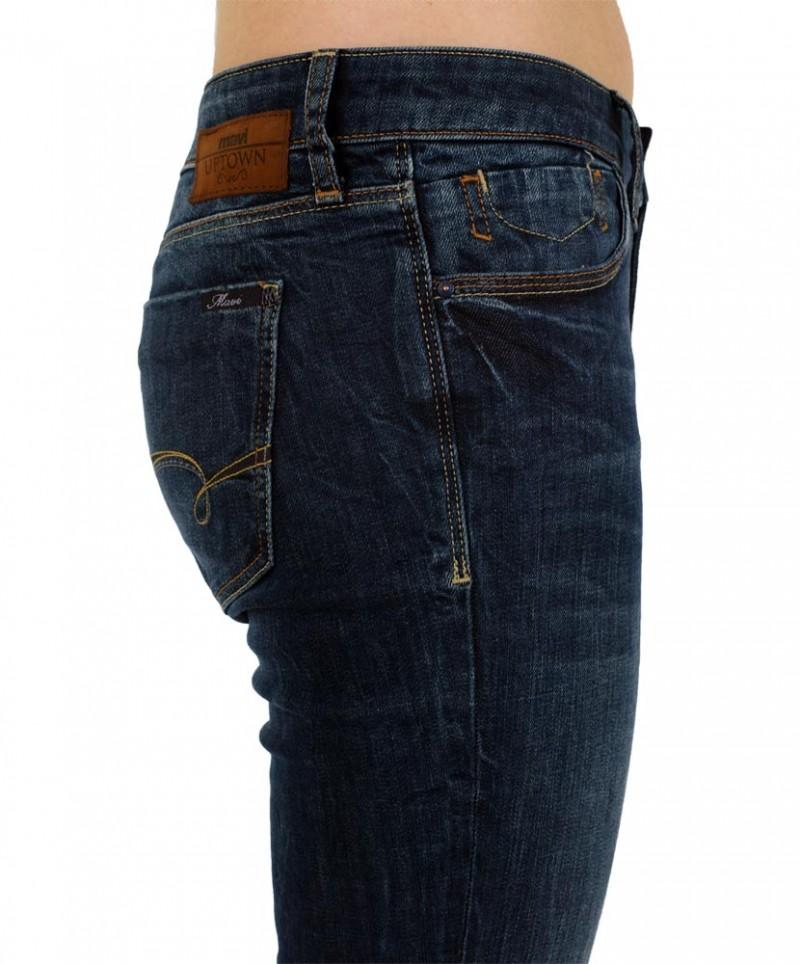 Mavi Sophie Jeans - Slim Skinny - Dark Vintage Monaco