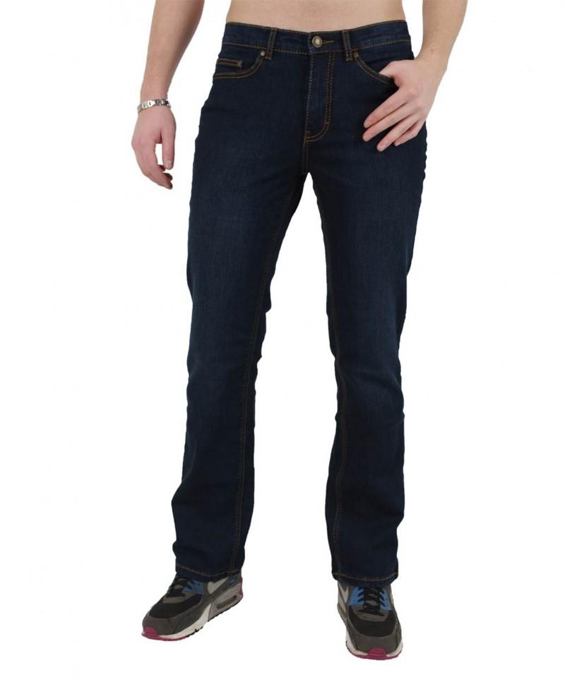 Paddocks Ranger Jeans - Saddle Stitch - Blue Black