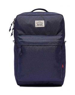 Levi's - Stoffrucksack in dunkelblau mit Logo