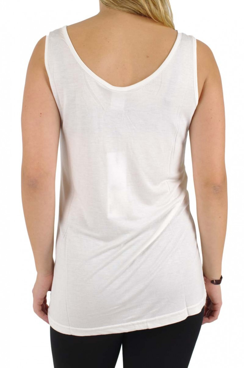 Vero Moda - Tank Top Joy - Snow White