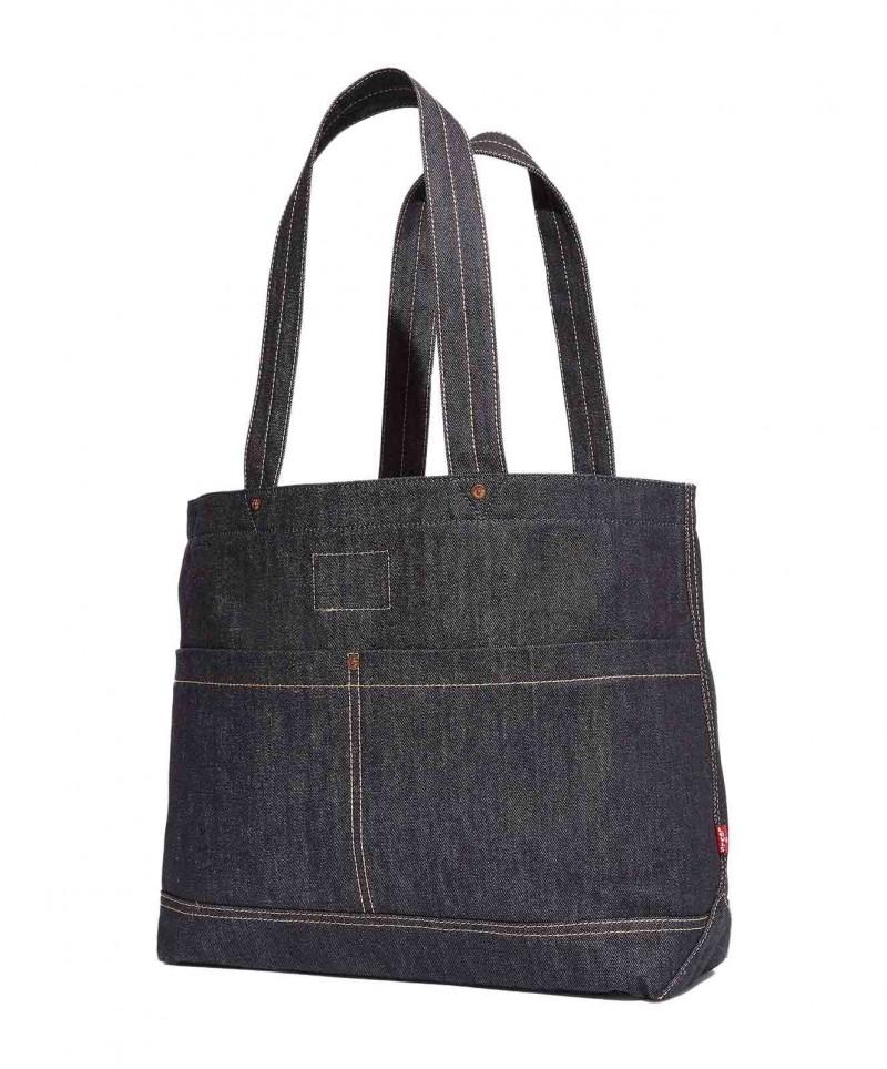 LEVI'S Tasche - Messenger - Grau