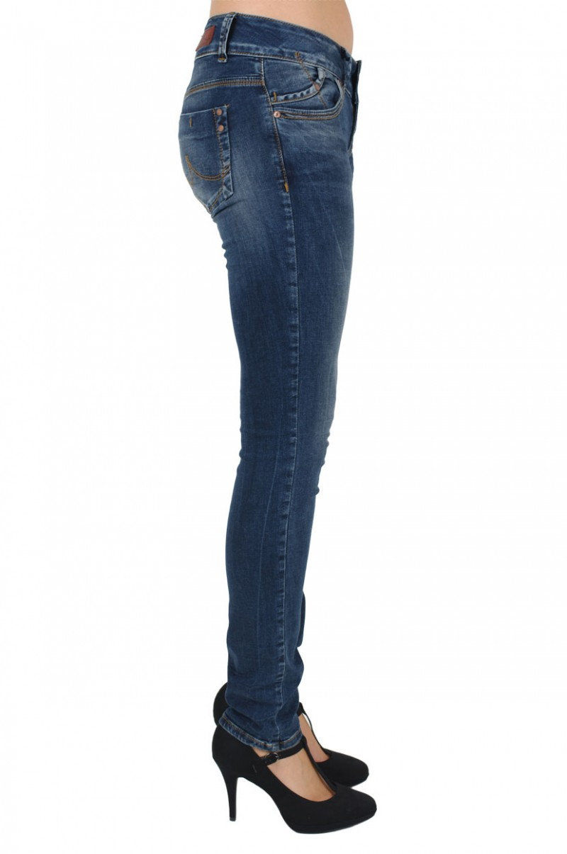 LTB MOLLY Jeans - Super Slim - Loretta v