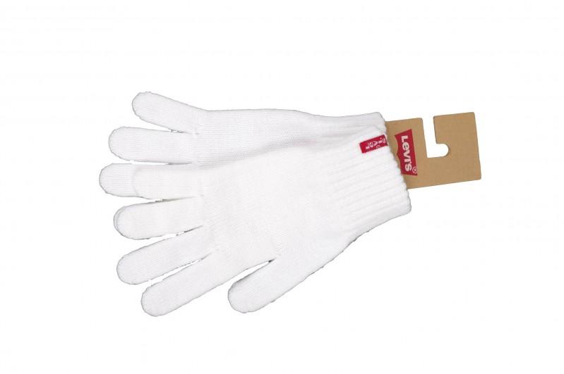 Levis - Handschuhe - weiß
