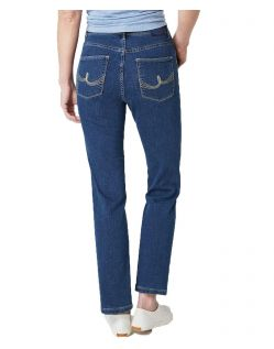 Pioneer BETTY Jeans - Regular Fit - Blue Superstone - Hinten