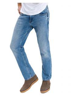Cross Antonio - Relaxed Fit Jeans mit Stitching an den Gesäßtaschen