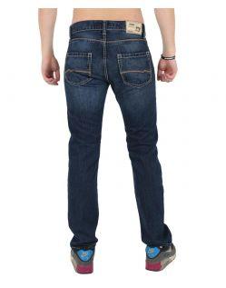 Pioneer Lake Jeans - Saddle Stitch - Dark Used Wash