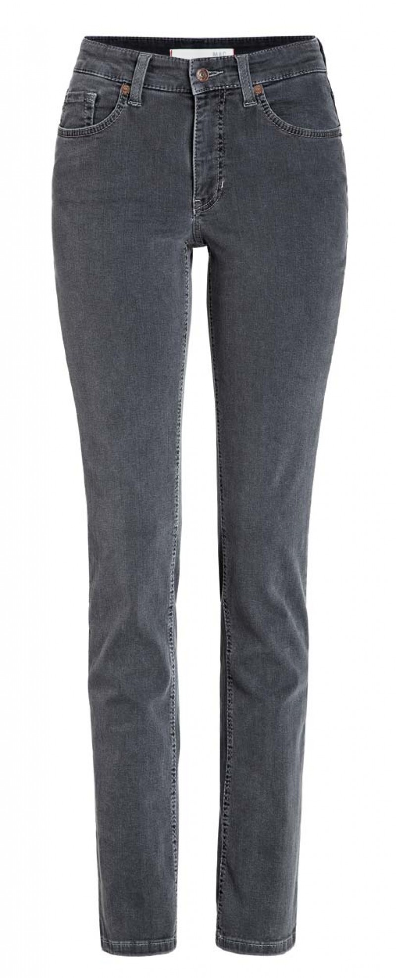 MAC Melanie Jeans - Straight Leg - New Basic Wash
