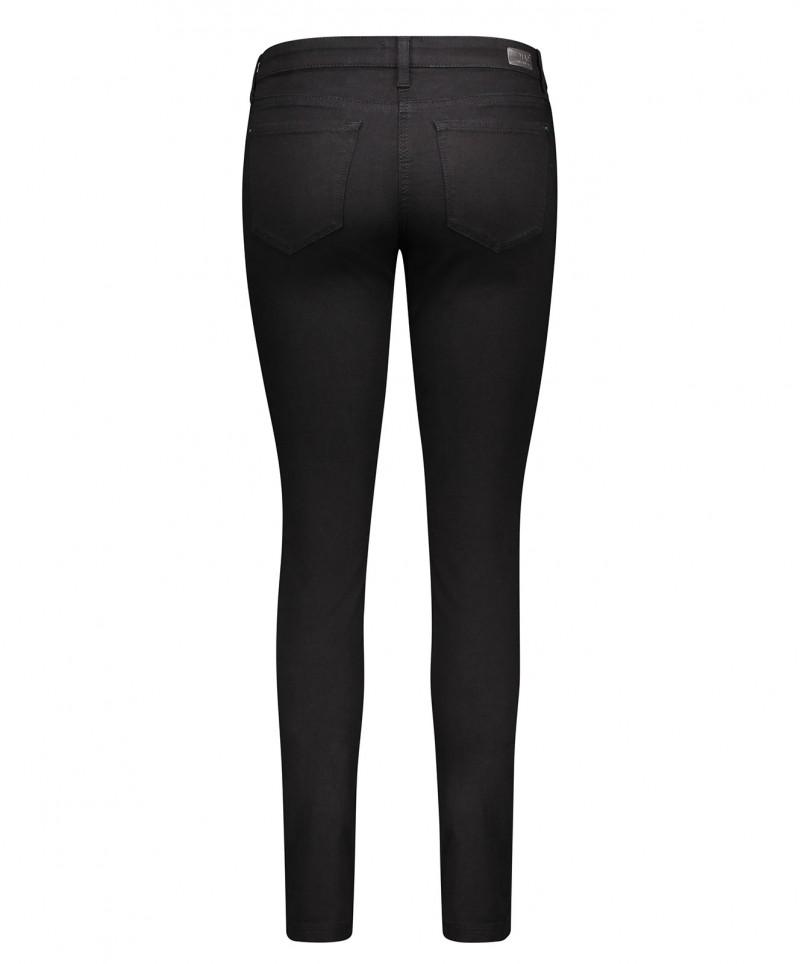 MAC SKINNY Jeans - Straight Leg - Black Black