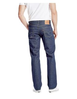 Levis 514  Jeans - Regular Fit - Onewash - Hinten