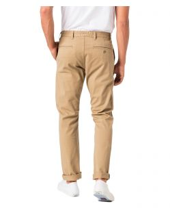 DOCKERS Washed Khaki - Skinny Tarped - New British Khaki - Hinten