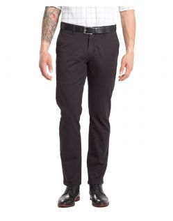 DOCKERS MARINA - Slim Tapered - Schwarz