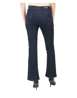 Angels Luci Bootcut-Jeans in Dark Washed - Hinten