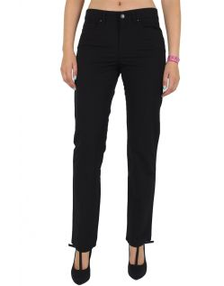 Angels Dolly Stretch Jeans - Straight Leg - Black v