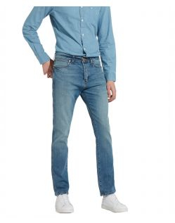 Wrangler Spencer - Hellblaue Jeans im Slim Fit