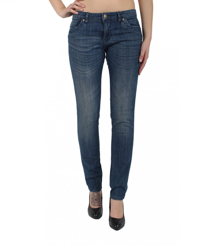 HIS MONROE Jeans - Regular Fit - Essential Blue