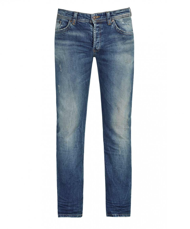 LTB HOLLYWOOD Jeans - Straight Leg - Timor Wash