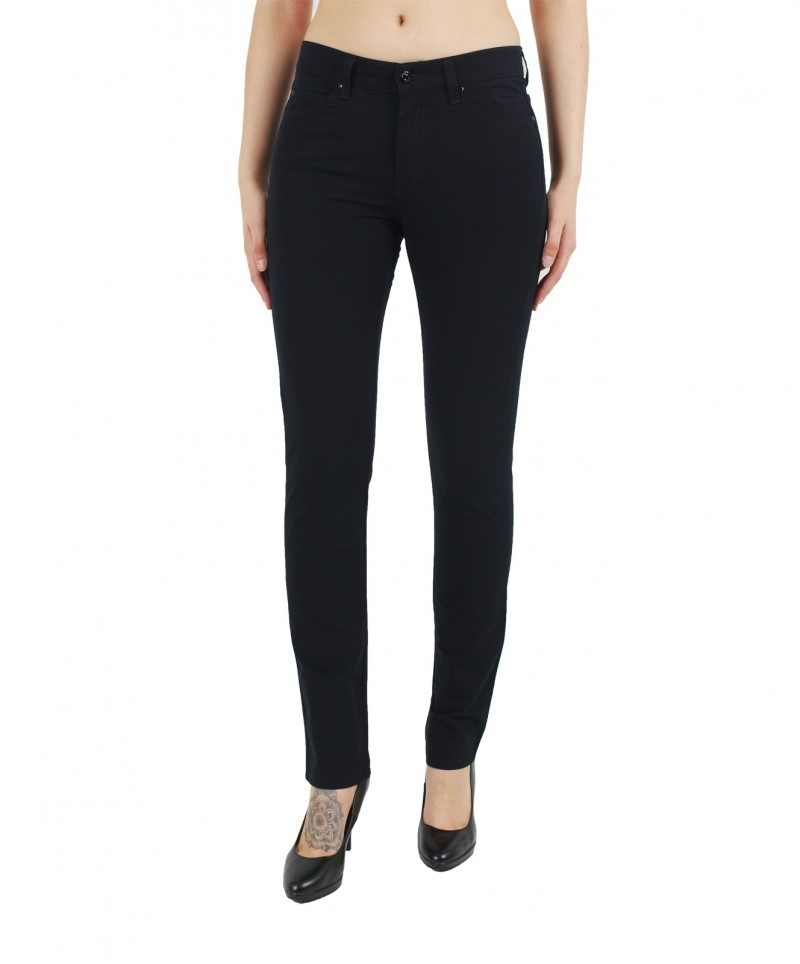 Angels Cici Jeans - Bi Stretch - Jet Black