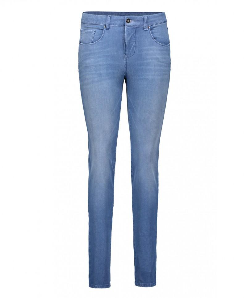 MAC DREAM Authentic - Slim Fit - Mid Blue Used
