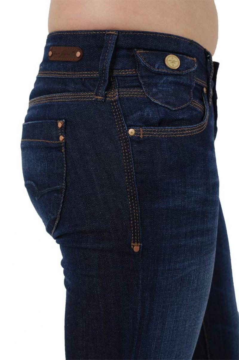 Mavi Lindy Jeans - Skinny Leg - Deep Rock