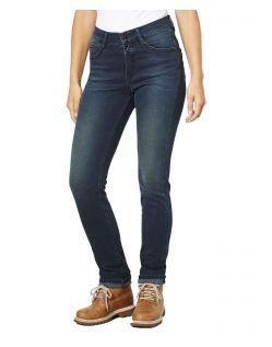 Paddock's Pat - Mom Jeans in verwaschenem Blue Black