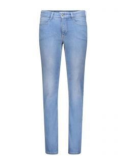 MAC Angela - Slim Fit Jeans - Light Blue Wash