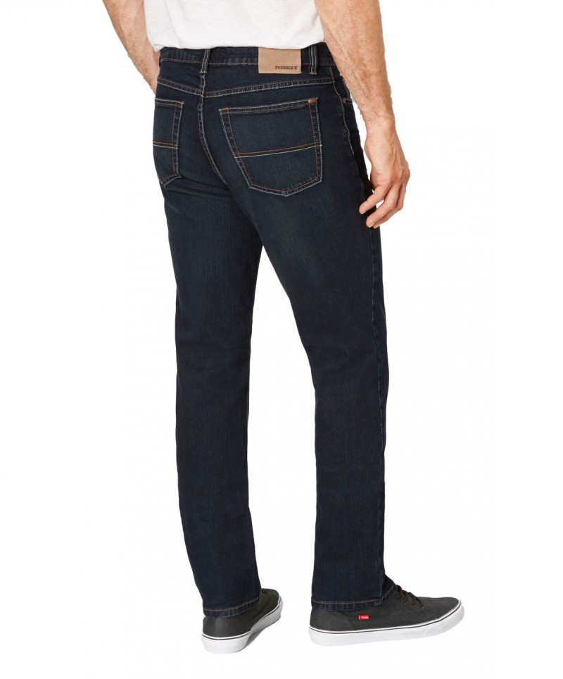 Paddocks Ranger Jeans Blue Black Dark Used