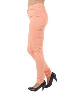 Vero Moda Wonder Jegging Papaya Punch s