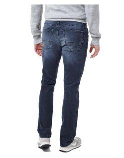 Pioneer Rando - Regular Fit Jeans in Smoke Blue Färbung - Hinten