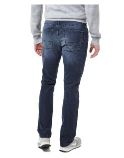 Pioneer Rando - Regular Fit Jeans in Smoke Blue Färbung - Hinten