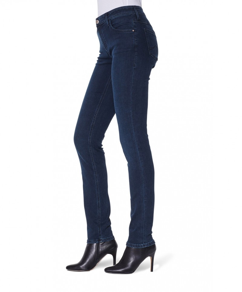 Mustang SISSY SLIM - Stretch Jeans - Stone Washed