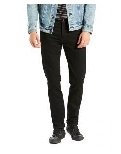 Levi's 501 Skinny Stretch Jeans in Black Punk