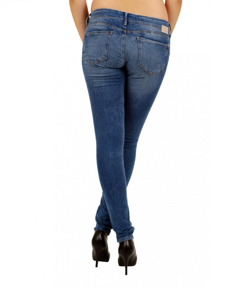 Mavi Serena Jeans - Super Skinny - Mid Glam