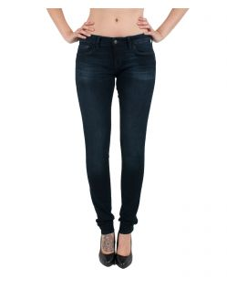 MAVI SERENA - Super Skinny Jeans - Ink Stretch