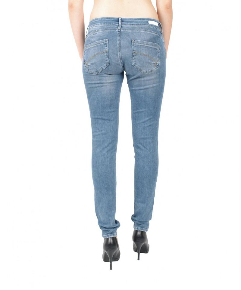 MAVI SERENA  - Super Skinny Jeans - Dark Used