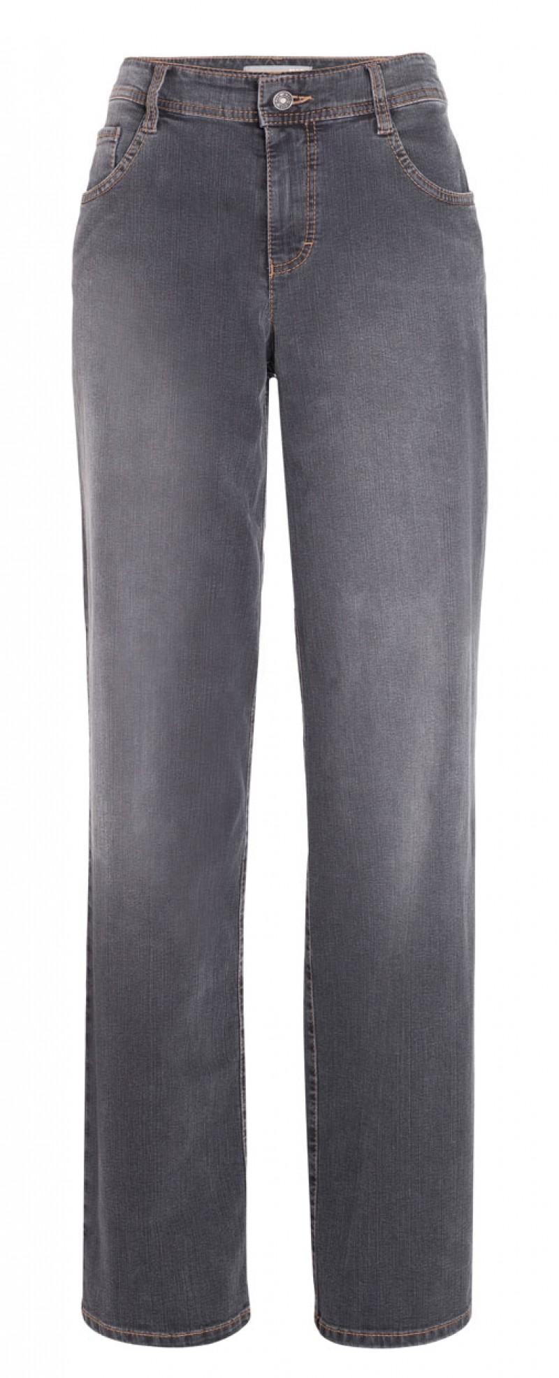 MAC Garcia Jeans - Feminine Fit - Black Bleached
