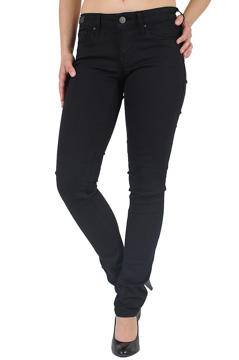 Mavi Serena Jeans Slim Fit black