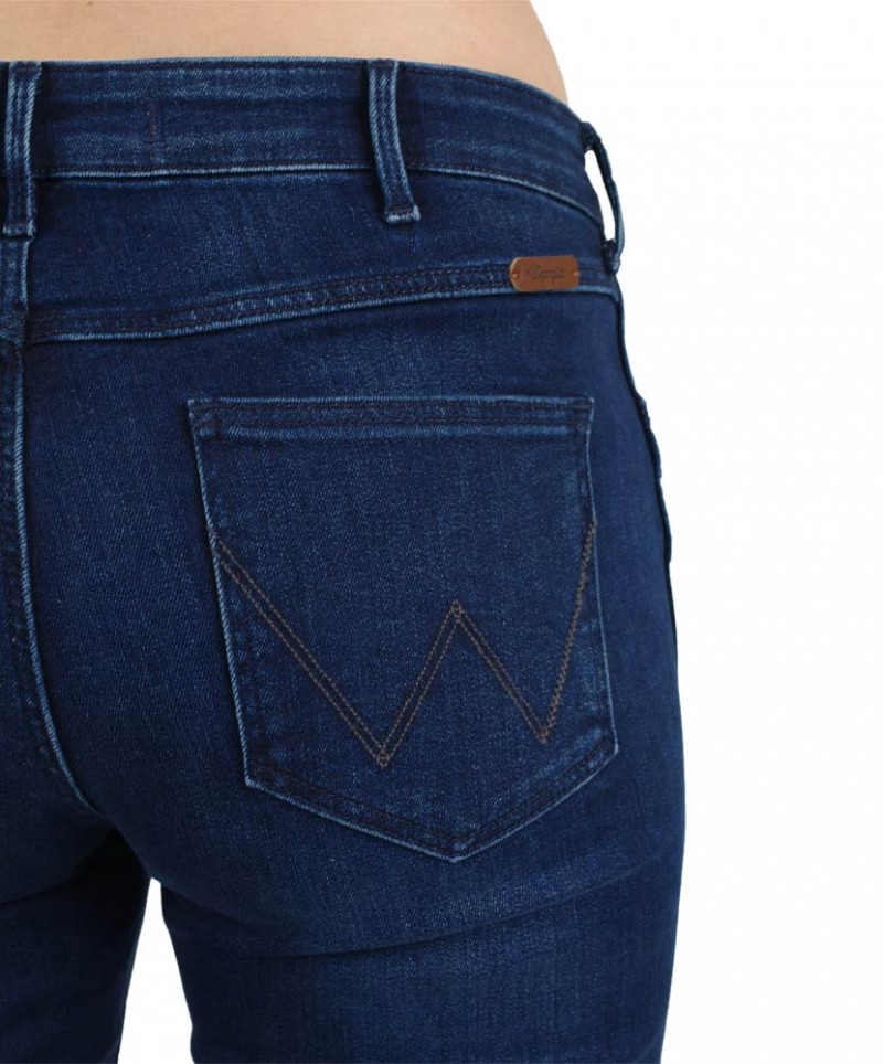 WRANGLER SARA NARROW Jeans - Star Blue