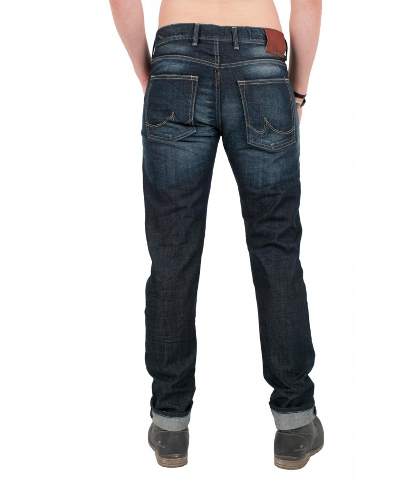 LTB Diego Jeans - Tarped Leg - Iconium Wash