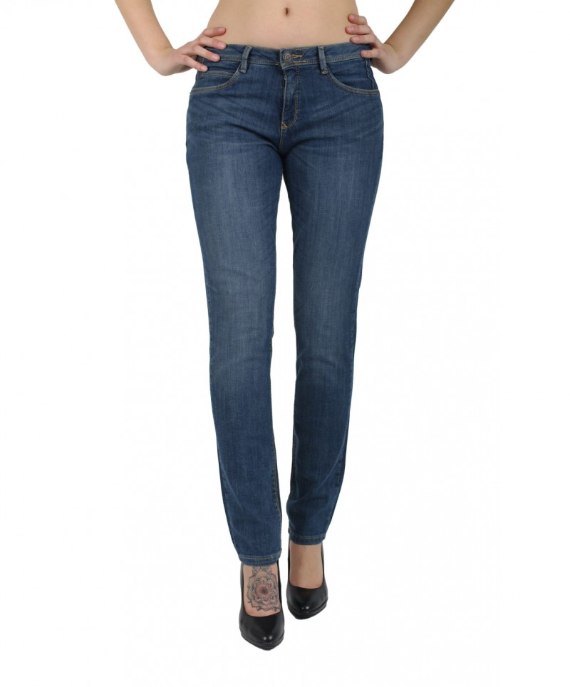 HIS MONROE Jeans - Regular Fit - Seashell Blue