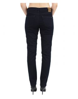 HIS MARYLIN Jeans - Comfort Fit - Rich Blue Black - Hinten